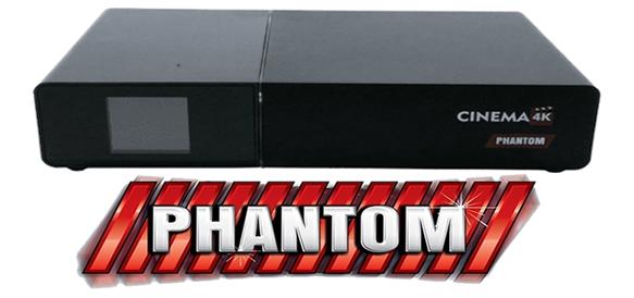 Phantom-Cinema 4k - portal do az