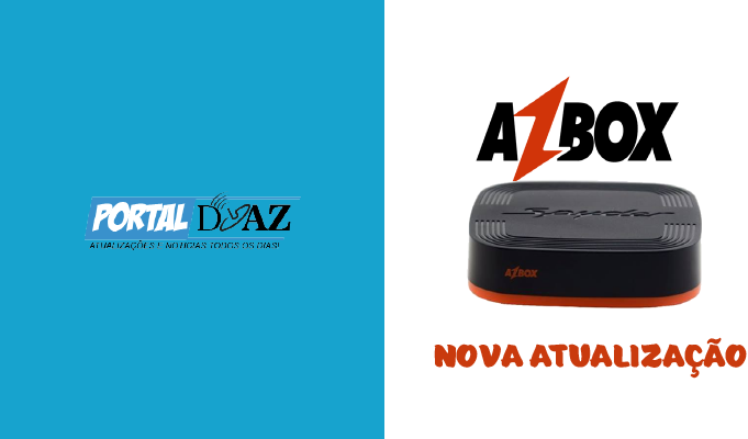 ATUALIZAÇÃO AZBOX SPYDER HD - PORTAL DO AZ