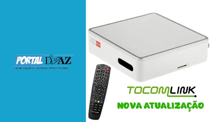 ATUALIZAÇÃO TOCOMLINK CINE HD 3