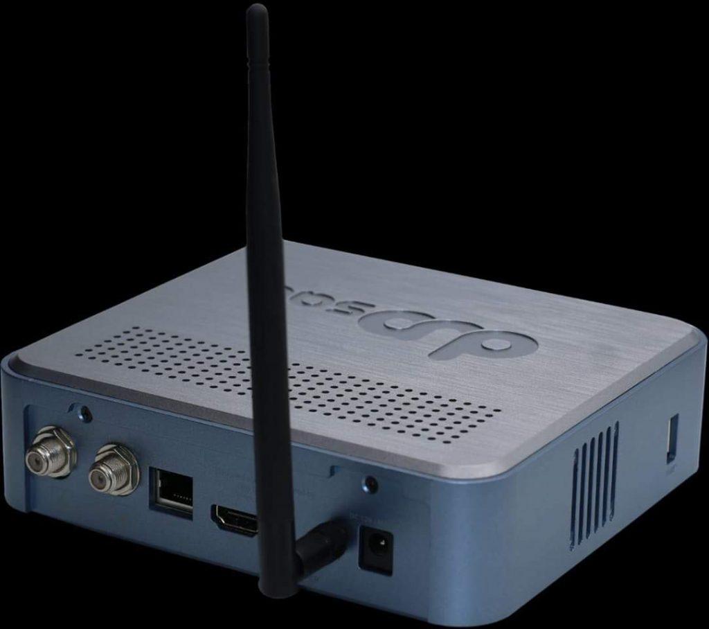 Duosat Troy HD Platinum
