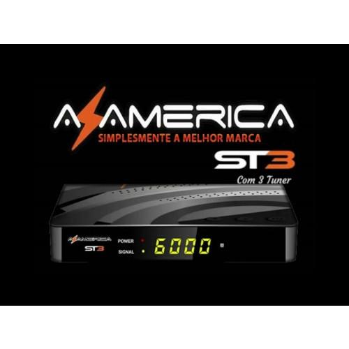 atualização azamerica st3