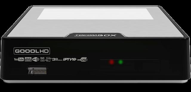Tocombox Goool HD + Plus