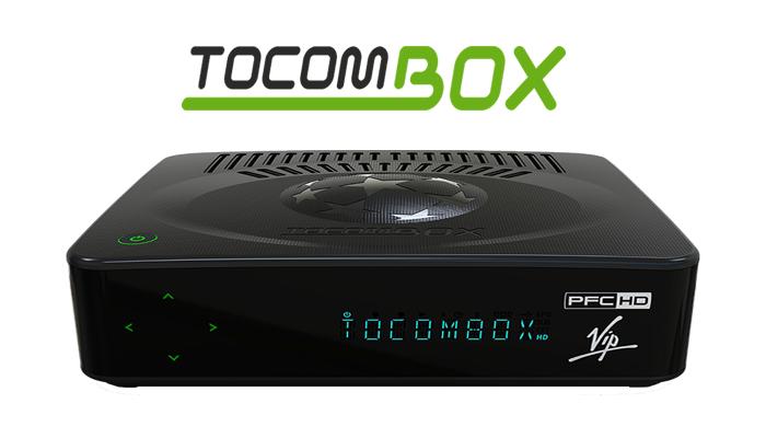 Tocombox Goool HD Vip - portal do az