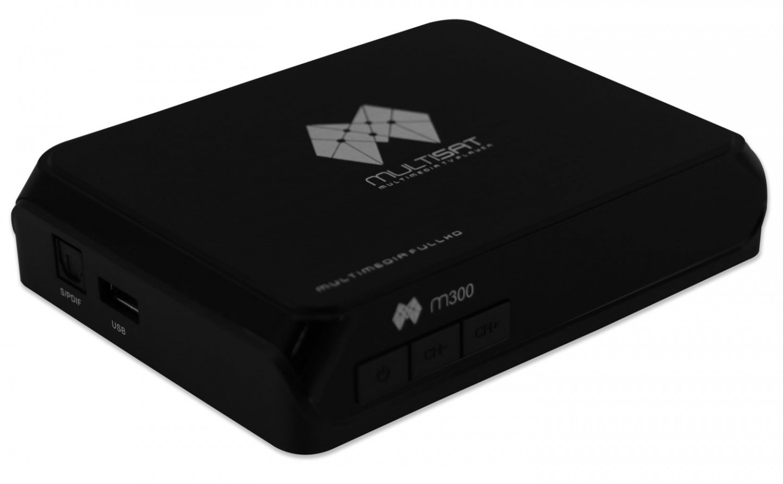 Multisat M300 atualização a