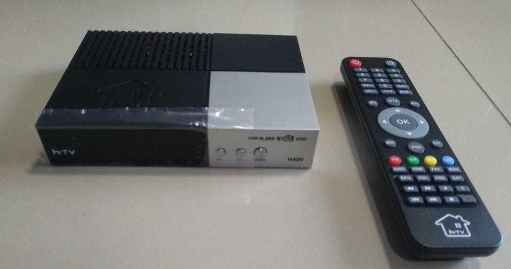 HTV H400 atualização