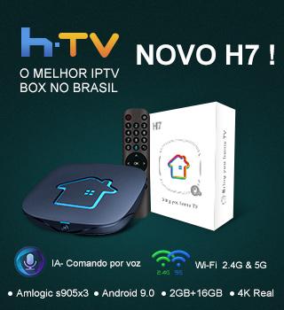 HTV B7 atualização já