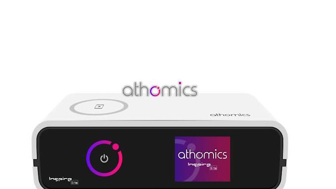 Athomics Inspire Qi Lite