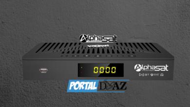 Alphasat WOW nova atualização portal do az