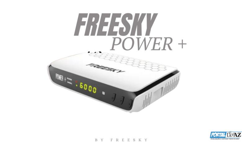 atualização freesky power + (1)